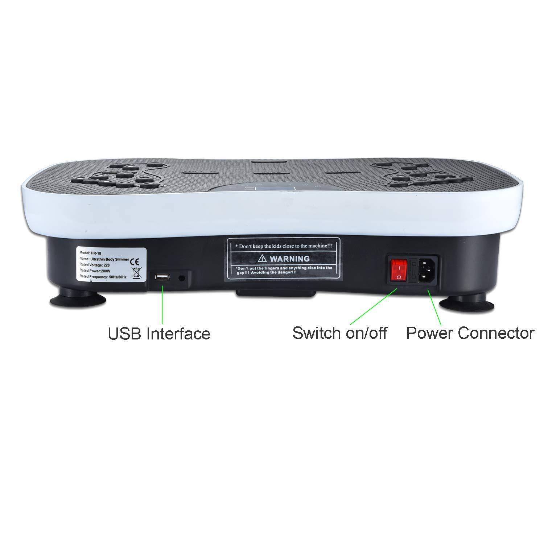 Amazon.com: TODO Plataforma de vibración placa de ...