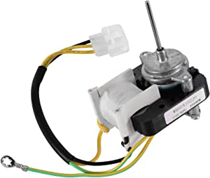 WR60X10220 Refrigerator Condenser Fan Motor Fits For GE Refrigerators- Replaces PS1766247, AP4298602, WR60X10171, WR60X10133, 1257132, AH1766247, EA1766247, WR60X10192