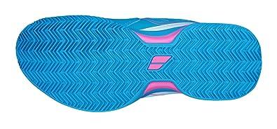 Amazon.com | Babolat Pulsion BPM Clay Padel Womens Tennis Sneakers/Shoes-Blue-5.5 | Tennis & Racquet Sports