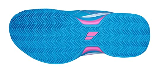 Amazon.com | Babolat Pulsion BPM Clay Padel Womens Tennis Sneakers/Shoes-Blue-5.5 | Tennis & Racquet Sports