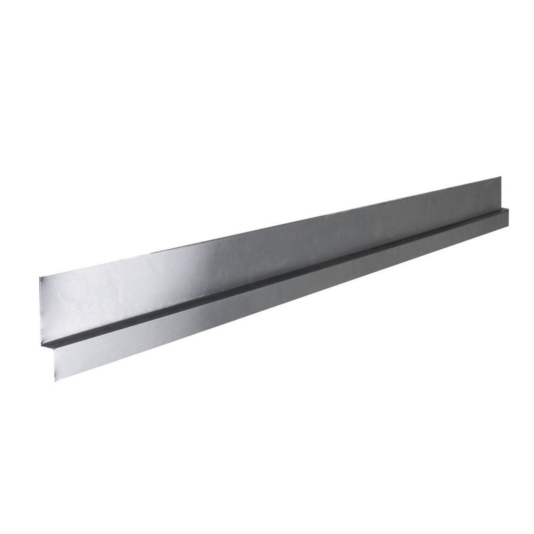 Tile Redi USA TRZF3939-BI Flash Shower, 39'' x 39'', Silver