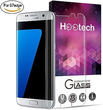 1-Unidades] Protector de Pantalla Samsung Galaxy S7 Edge, Hootech ...