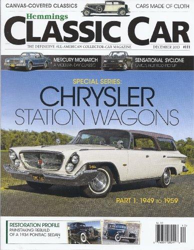 Hemmings Classic Car (December ()