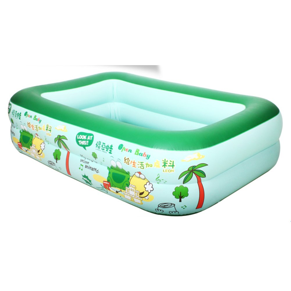 Extra große Planschbecken für Erwachsene der Familie/Aufblasbaren Pool/Infant Kinderbecken/Baby marine Bällebad-A
