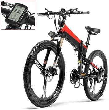 Bicicleta eléctrica de montaña Batería 48V E-Bike Sistema de ...