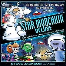 Steve Jackson Games Star Munchkin Deluxe Card Game