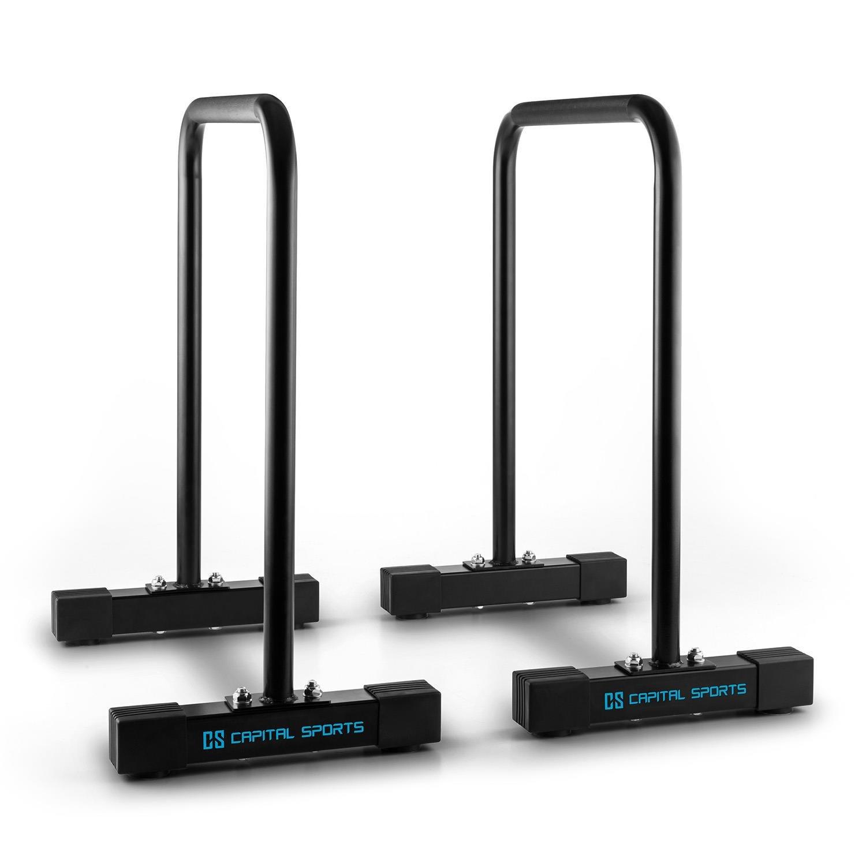 Capital Sports Black Core Equalizer grilletes de entrenamiento de cuerpo completo kg