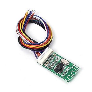KCX_BT002 Tarjeta Bluetooth del Receptor de Audio Módulo ...