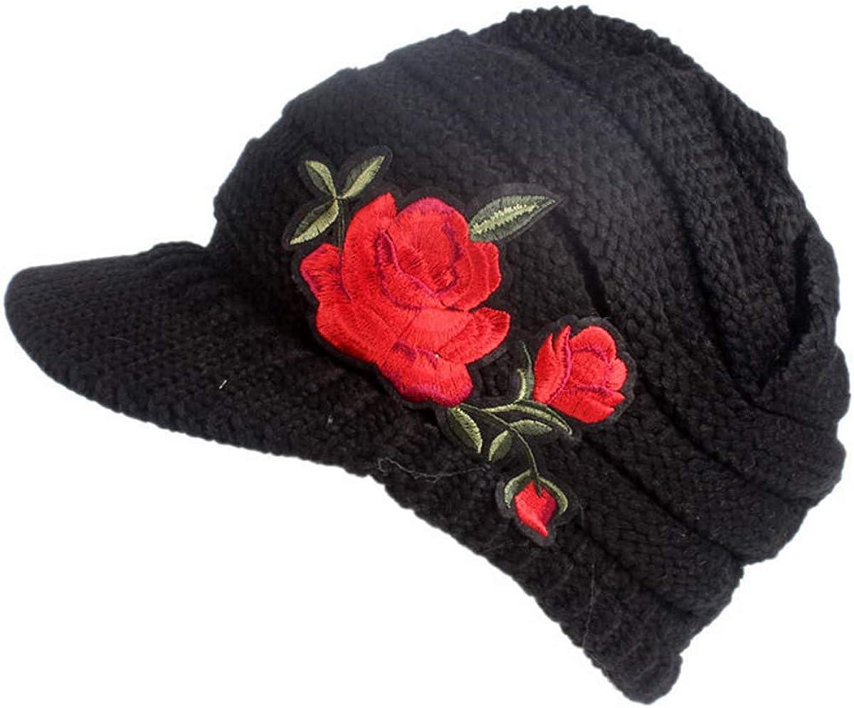 Leomoste Women Winter Knit...