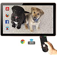Soulaca 21.5inch Android Smart Waterproof Bathroom LED TV with Aluminum Frame T215GS