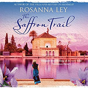 The Saffron Trail Audiobook