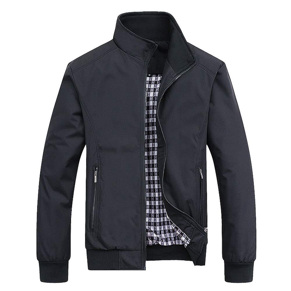 MyMei Men's Casual Jacket