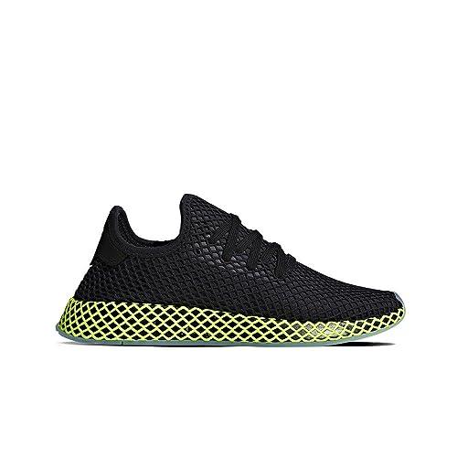adidas Originals Deerupt Runner (Core Black/Ash Blue) Men's Shoes B41755