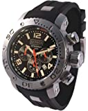 BARBOS STINGRAY CHRONOGRAPH WATERPROOF 3300ft/1000m MENS DIVER WATCH-NEW