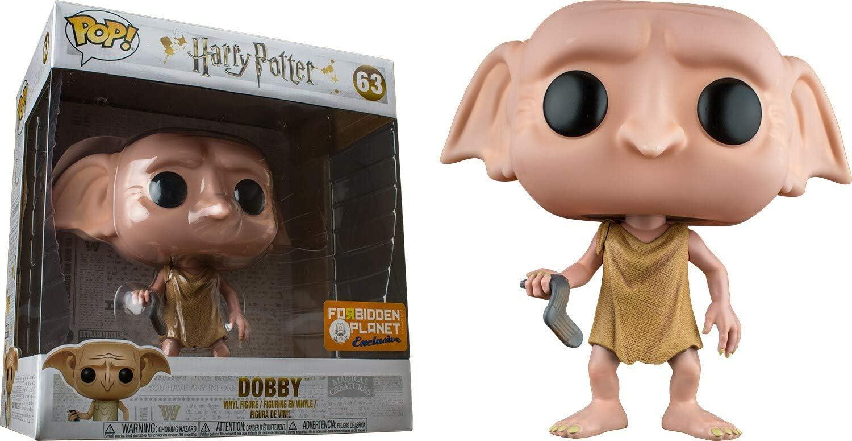 Funko Pop! Harry Potter: Dobby 10 Pulgadas - Target Exclusive