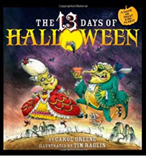the 13 days of halloween - 13 Night Of Halloween