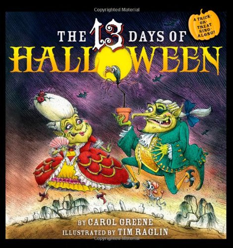 The 13 Days of Halloween]()