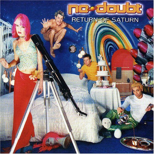 No Doubt - Return Of Saturn + Bonus - Zortam Music