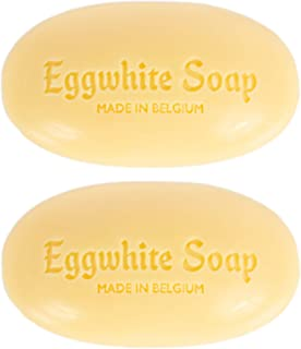 "product image for Eggwhite and Chamomile 2 Bar Gift Set ""Eiwit Zweep"""