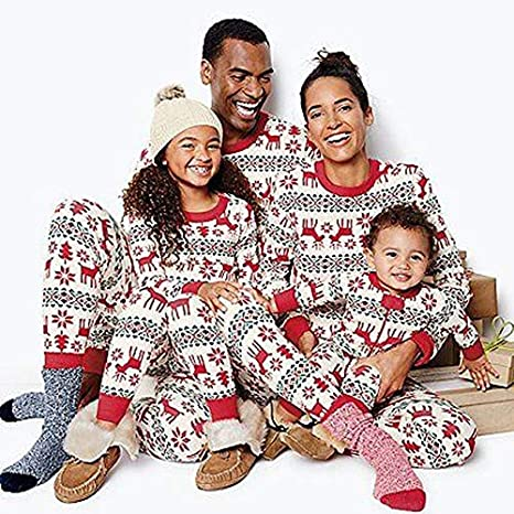 52ee15cadd6cd Family Look Pajamas Sets Family Clothing Christmas Set Promotion ...