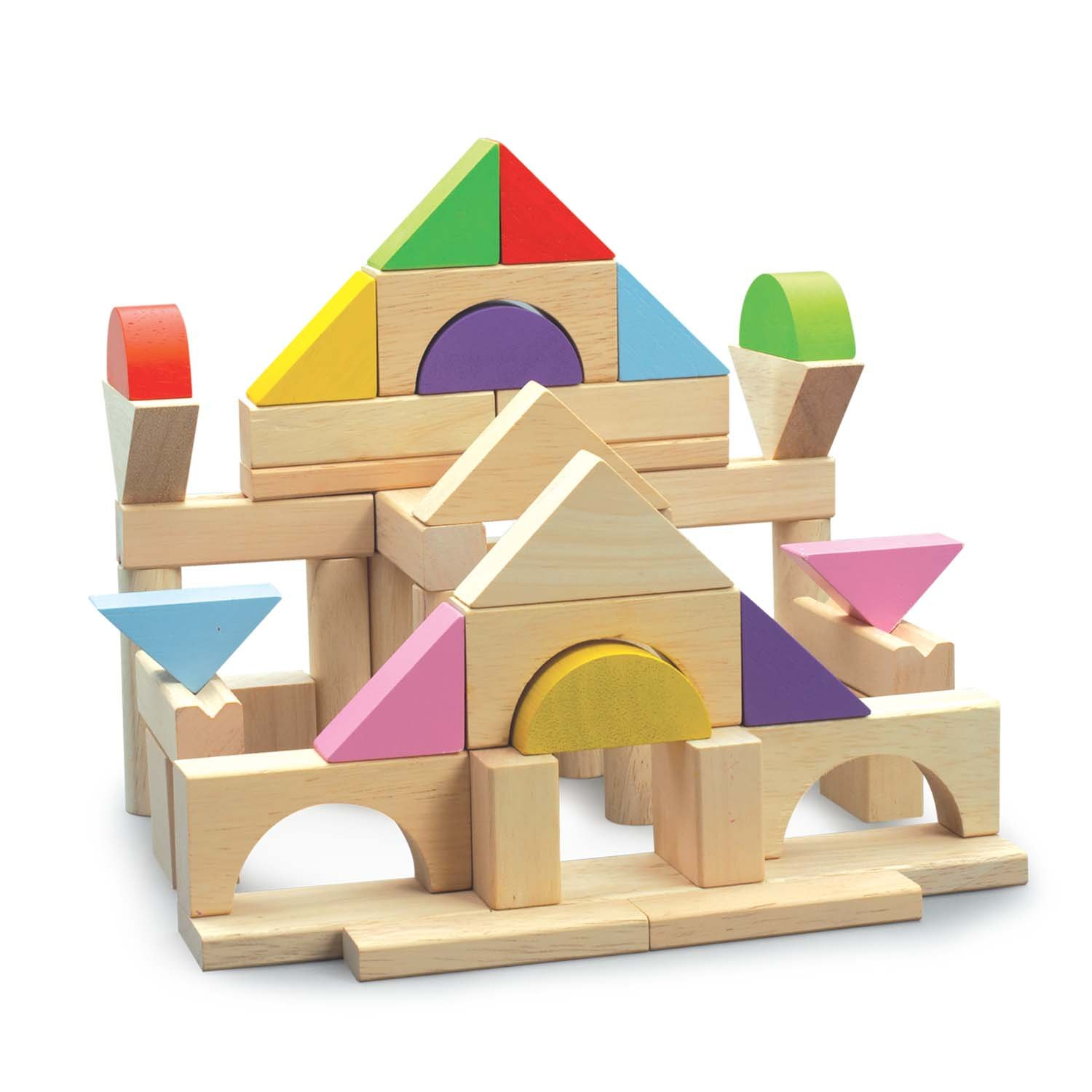 Amazon 50 Piece Blocks Set Toys & Games