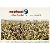 Woodstock Poster-Nachdruck 40x30 cm