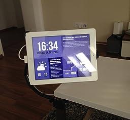 taotronics tt hs03 ipad st nder halterung elektronik. Black Bedroom Furniture Sets. Home Design Ideas