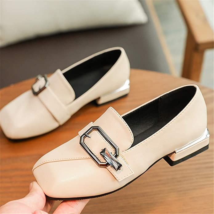Gusha Cute Toddler Shoes Girls Dress Shoes Mary Jane Shoes Loafers