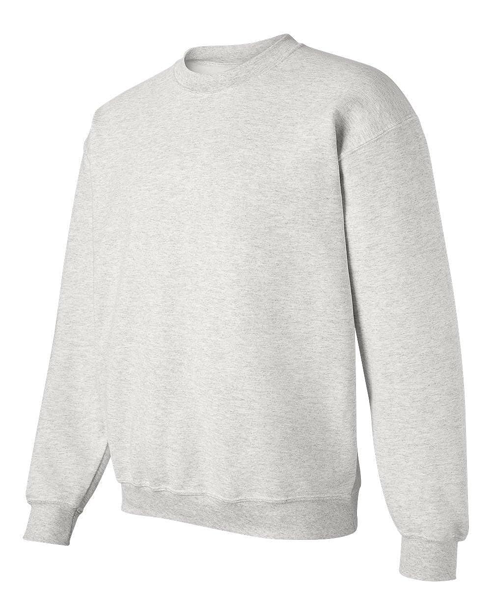 f9caacbf Gildan G12000 DryBlend Adult Crewneck Sweatshirt at Amazon Men's Clothing  store: