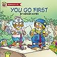 You Go First (Mercer Mayer's Little Critter (Board Books))