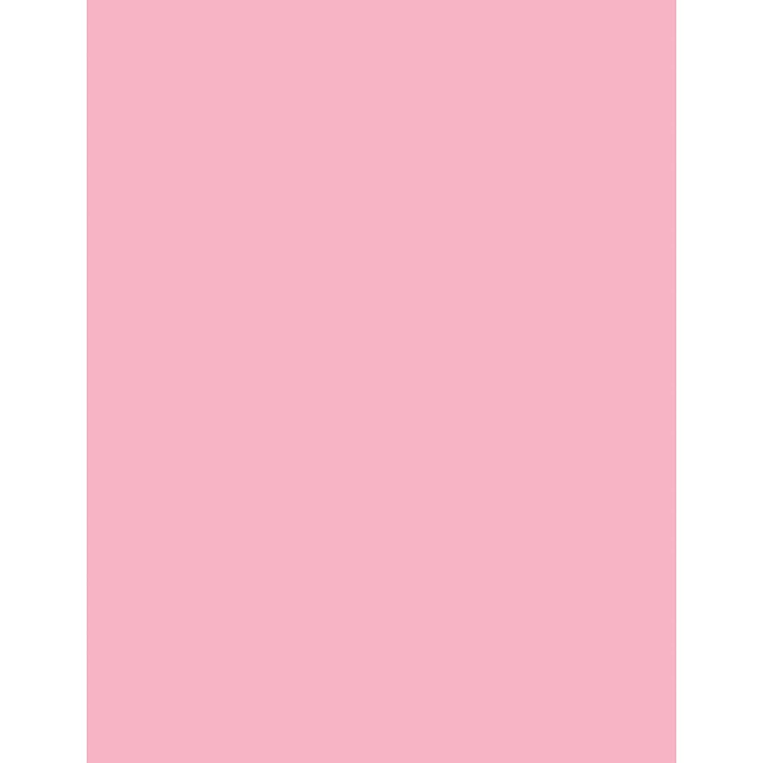 Sparco Products 500-Sheet 8.5-Inchx11-Inch Multi-Purpose Paper (SPR05124), Pink S.P. Richards CA