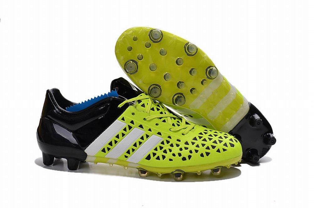 FRANK Soccer Herren Ace 15,1 FG Stiefel Schuhe Fußball