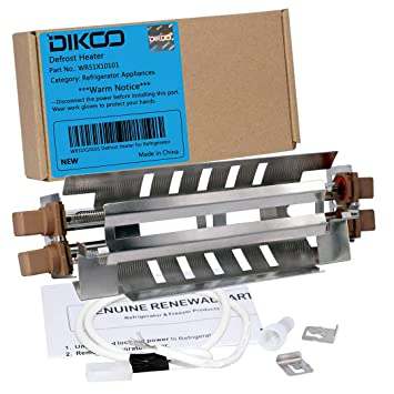 1399613,EA1993872 RCA Refrigerator Replaces AP4355467 WR51X10053 DIKOO WR51X10101 Heater Harness Defrost Assembly For General Electric Hotpoint