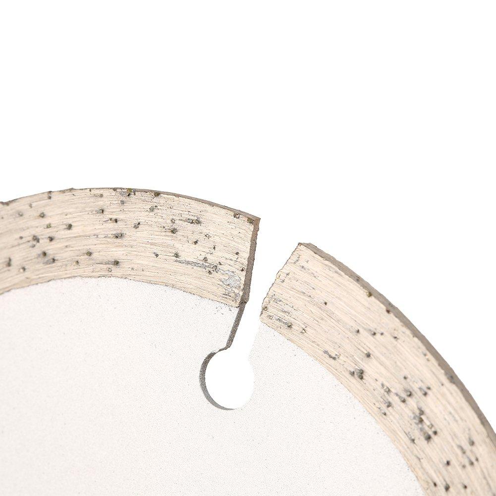 Hoja de sierra circular disco de corte de hoja de sierra de rueda disco de corte giratorio para herramientas de carpinter/ía 85 mm x 10 mm