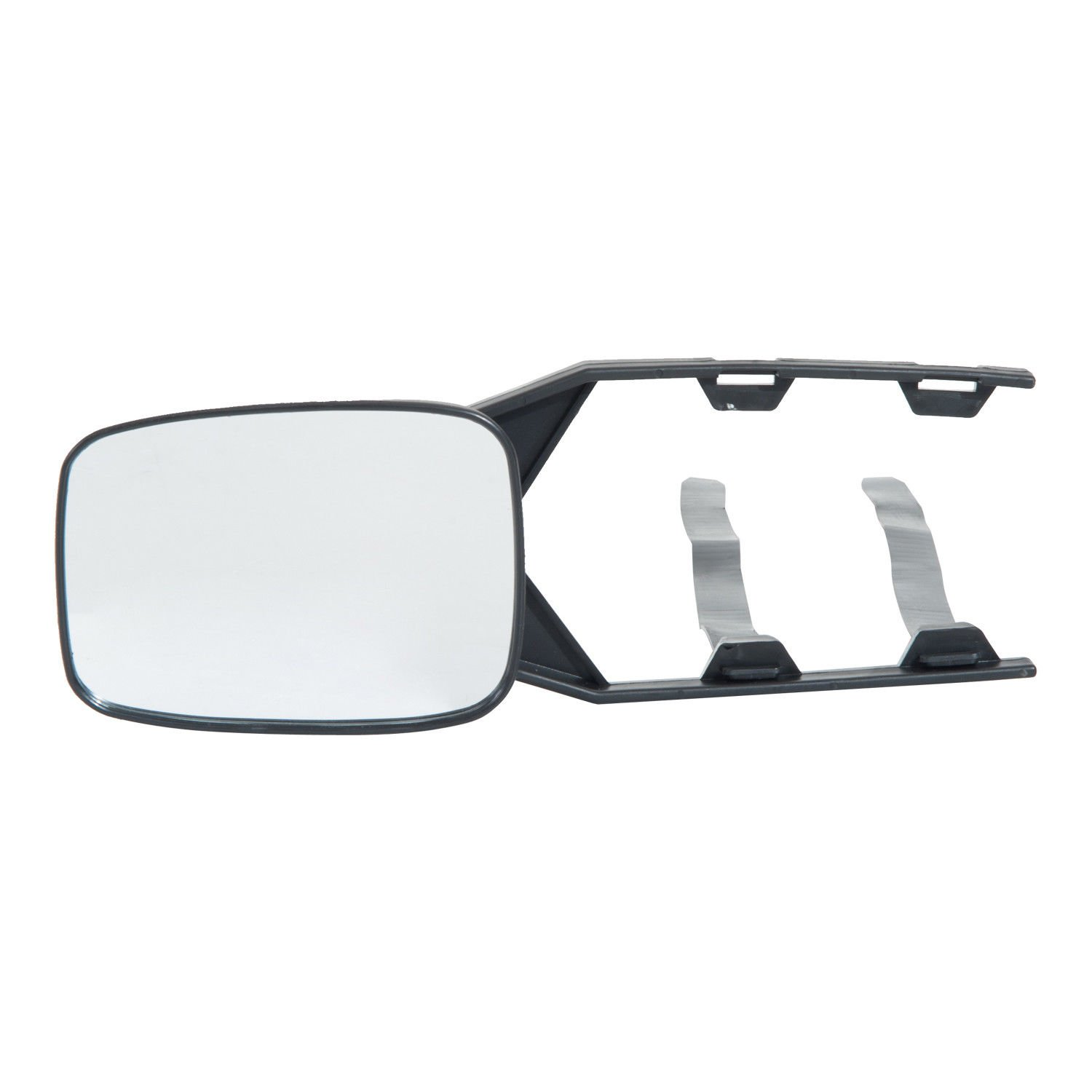 HOMCOM Set of 2 Universal Clip-on Towing Side Mirror Adjustable Extensions View Aosom Canada CAC13-0010231