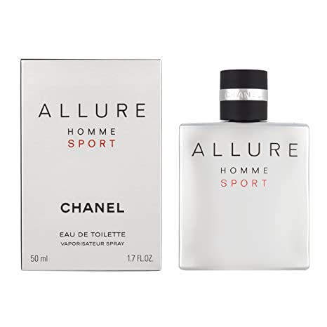 Buy Chanel Allure Homme Sport EDT Spray 50ml 1.7oz Online at Low Prices in  India - Amazon.in 8eb76677dd4