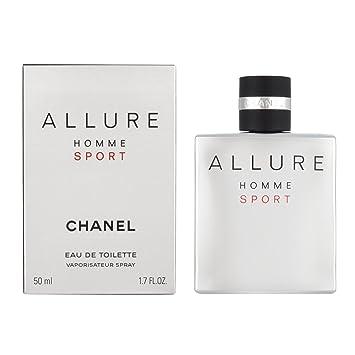 6fc7e930c Chanel - Allure sport homme Eau De Toilette 50 ml: Amazon.es: Belleza