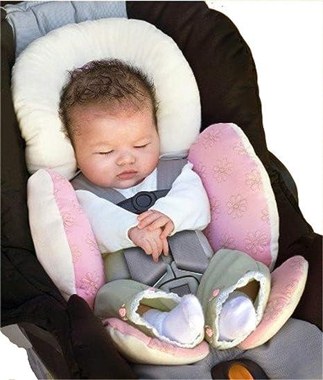 Cojín reductor de apoyo para la cabeza y el cuerpo del bebé ...