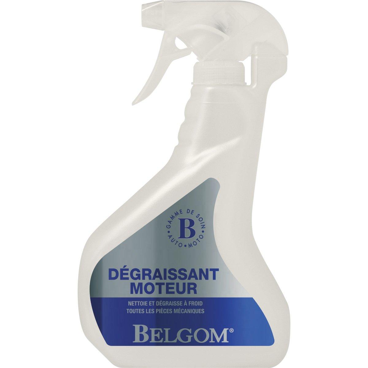 Belgom 12.0500 Dé graissant Moteur, 500 ML Soditen 02264893