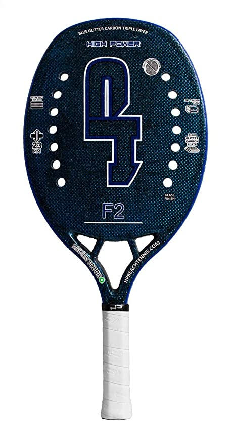 HP Pala de Tenis Playa F2 Blue 2019