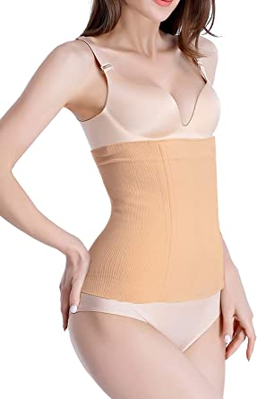 Stomach Control Belt for Weight Loss Ladies Postpartum Slimming Girdle Abdominal