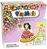 Playmais - 160178 - Kit De Loisirs Créatifs - Playmais Mosaic Princesse