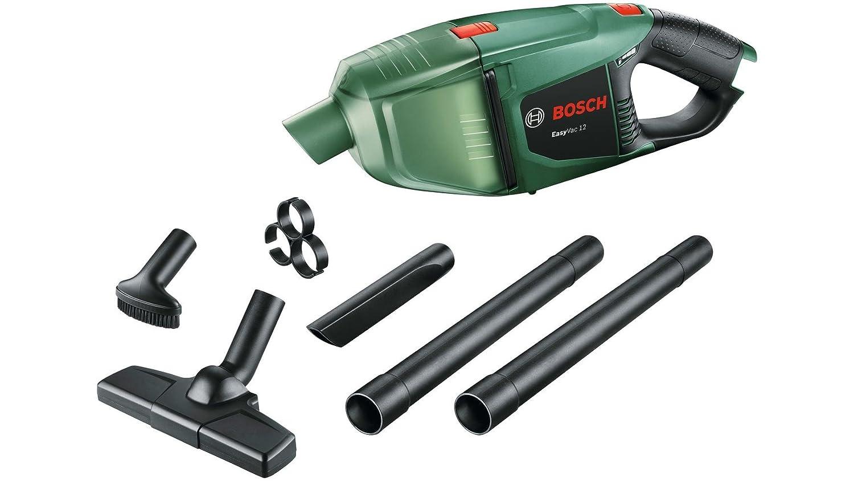 Bosch EasyVac Aspirador manual sin batería V color negro y verde