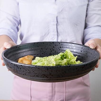 Zhang Xiao Hong Shop Tazón de Sopa de cerámica/pecera hervida/pecera ...