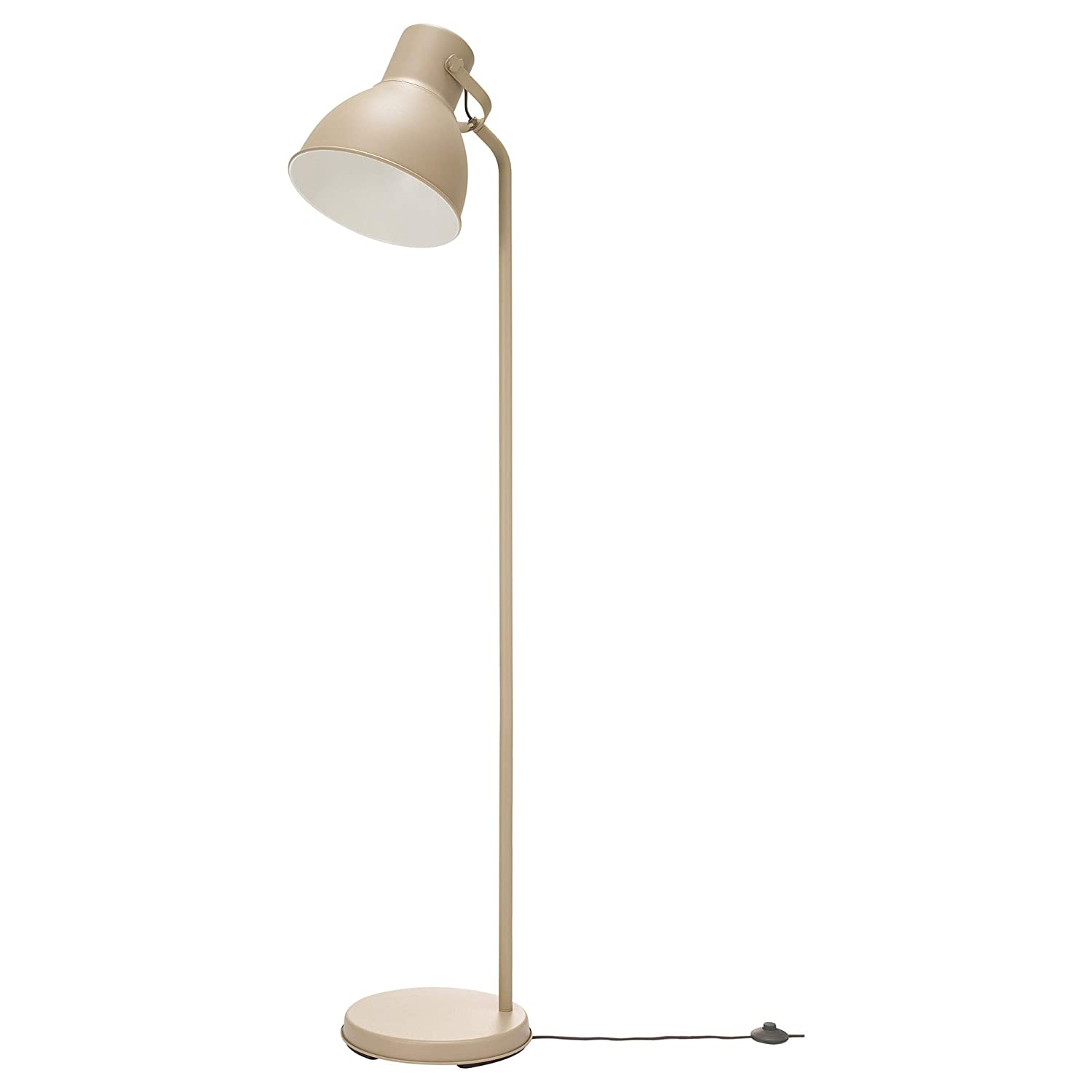 Lamp 504 102 Led Floor Ikea BulbBeige Hektar 31 With Oym0Nnv8w