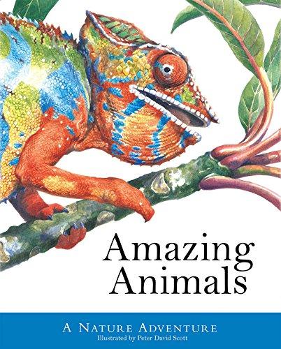 Amazing Animals (Peter David Scott)