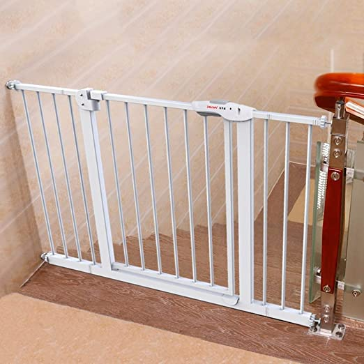 Hfyg Barrera de Seguridad Barrera de Seguridad for Niños, Puerta ...