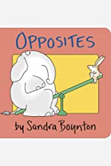 Opposites (Boynton Board Books) Board book