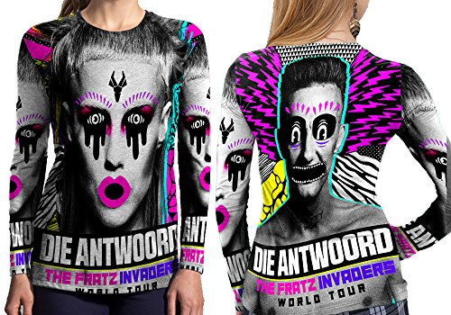 Die-Antwoord-Art-1-Fans-Print-Sublimation-Women-Top-shirt-Size-S-to-3XL