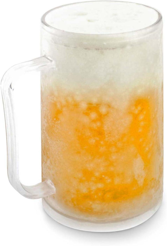 Taza de cerveza para congelar: Taza de helado Taza de helado Taza ...